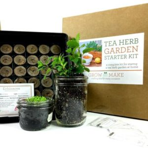 tea herbs garden kit